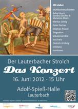 Lauterbacher Strolch Konzert